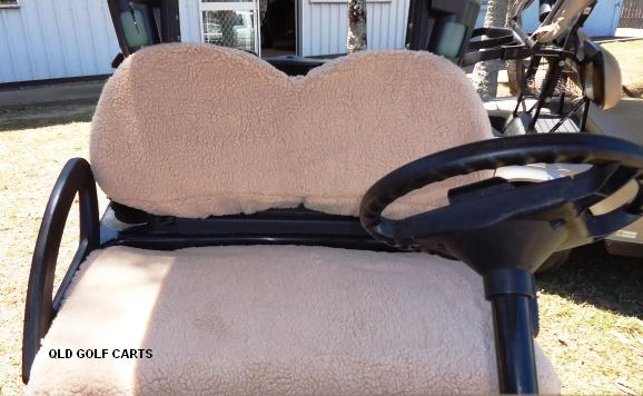 SEAT COVERS Suit Club Car Precedent EMC Carts